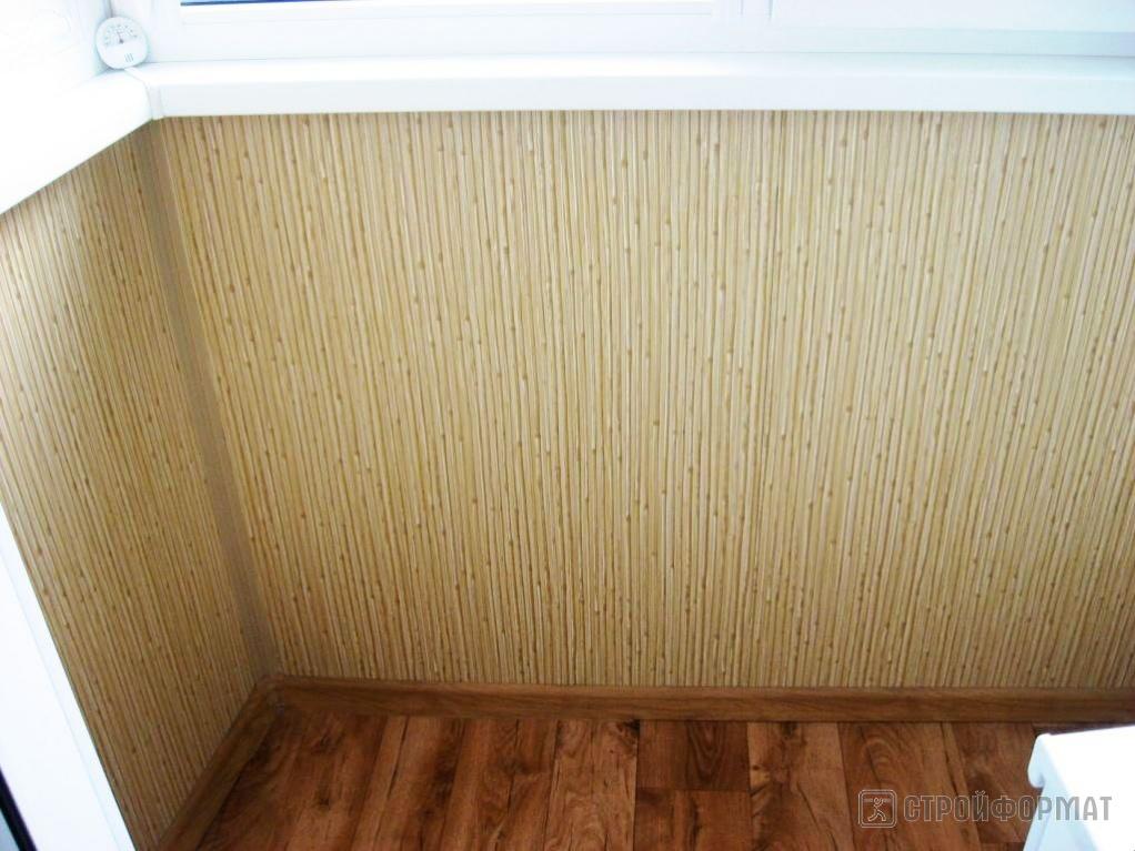 Ламинированные панели кронапласт, бамбук - панели пвх кронап.